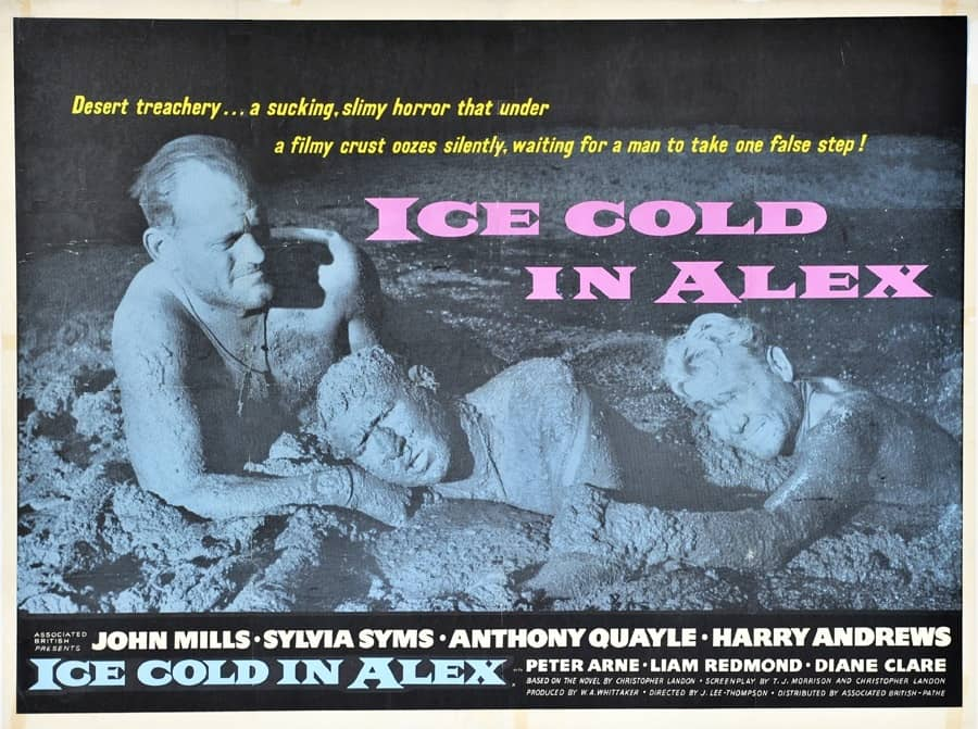 Ice Cold In Alex poster