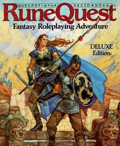 RuneQuest Deluxe Jody Lee-small