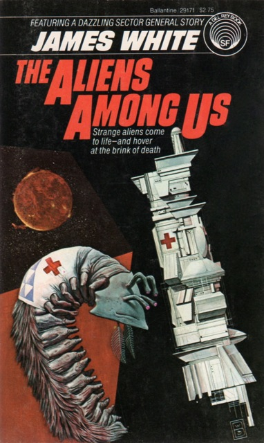 The Aliens Among Us James White Del Rey