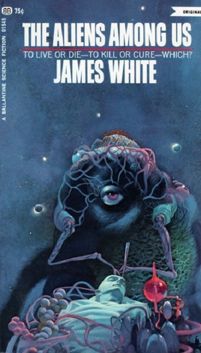The Aliens Among Us James White-small