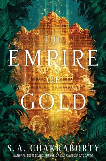 The Empire of Gold-small