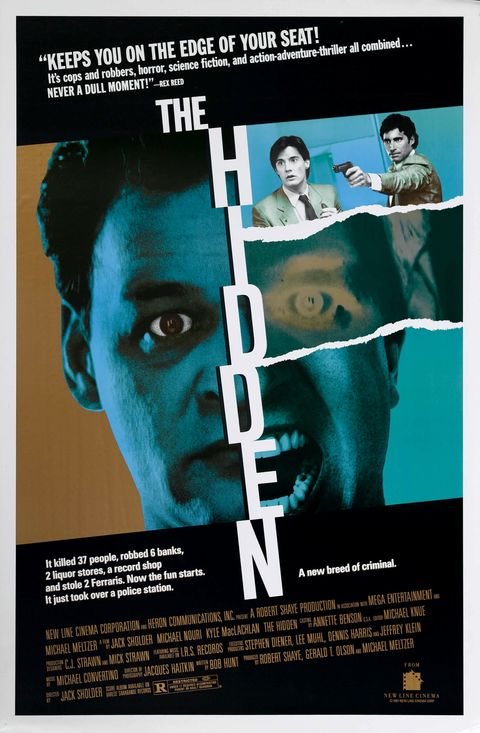 The Hidden poster-small