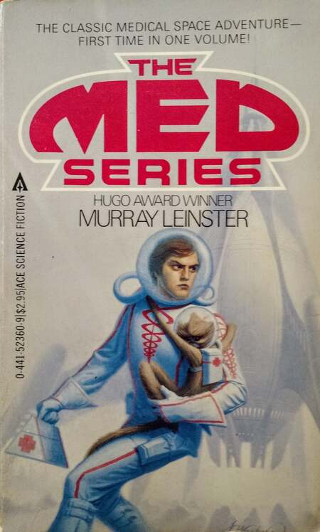 The Med Series Murray Leinster-small