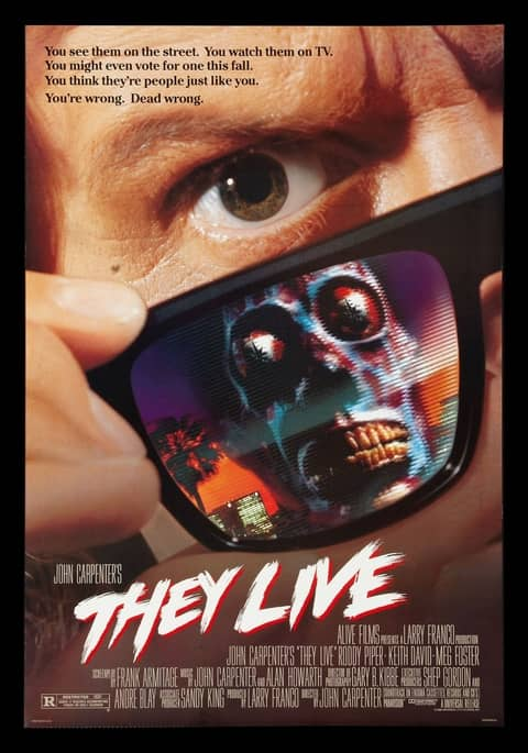 They Live poster-small