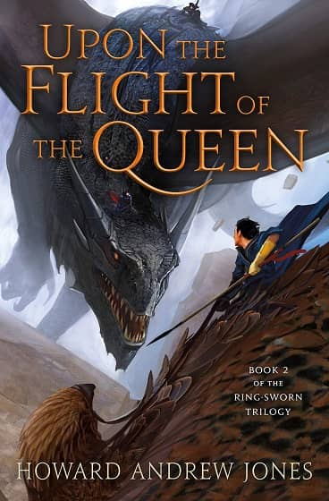 Upon the Flight of the Queen-small