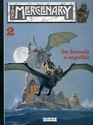 Vicente Segrelles The Mercenary Vol 2a-small
