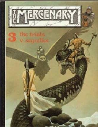 Vicente Segrelles The Mercenary Vol 3