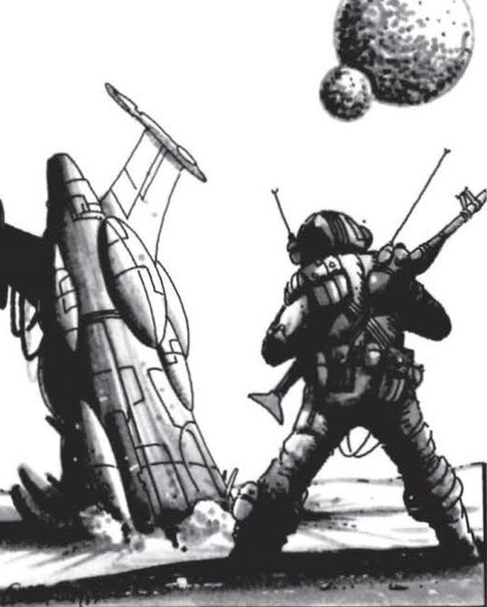 One of my favorite pieces of art from the early days of RPGs.