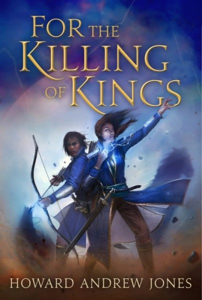 """If Roger Zelazny rewrote Dumas it might look like this. I don't want to judge, but the word """"swashbuckler"""" gets your blood pumping and you haven't read this yet...what ARE you reading?"""