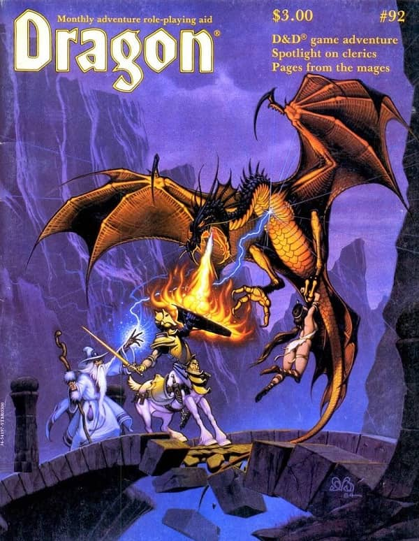 Dragon Magazine 92 Denis Beauvais-small