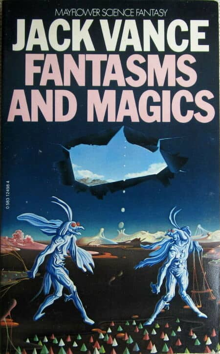 FANTASMS AND MAGICS Jack Vance-small