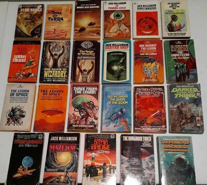 Jack Williamson paperbacks-small