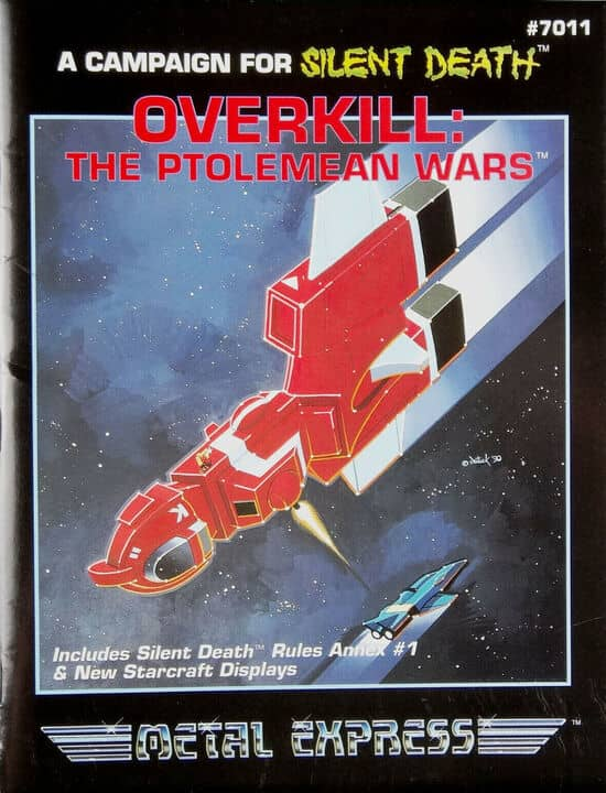 Overkill – The Ptolomean Wars-small