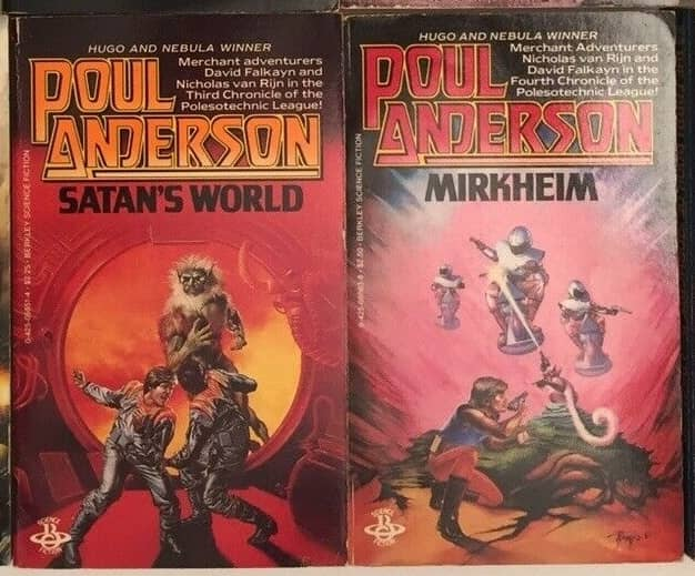Poul Anderson Berkley redesign 3