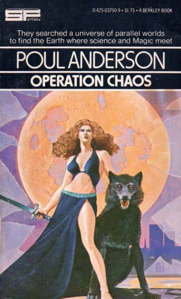 Poul Anderson Operation Chaos-small