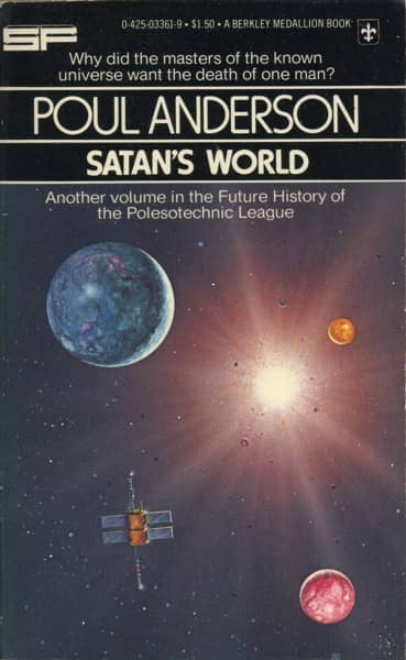 Poul Anderson Satan's World-small