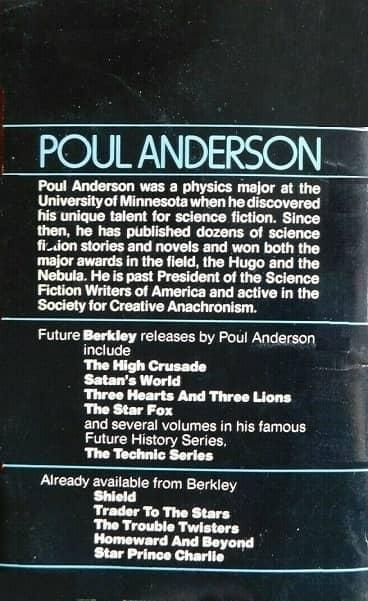 Poul Anderson Tao Zero-back-small