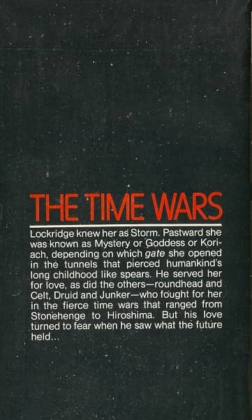 Poul Anderson The Corridors of Time-back-small