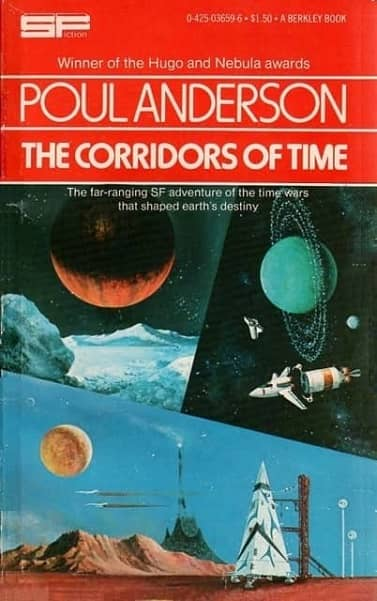 Poul Anderson The Corridors of Time-small2