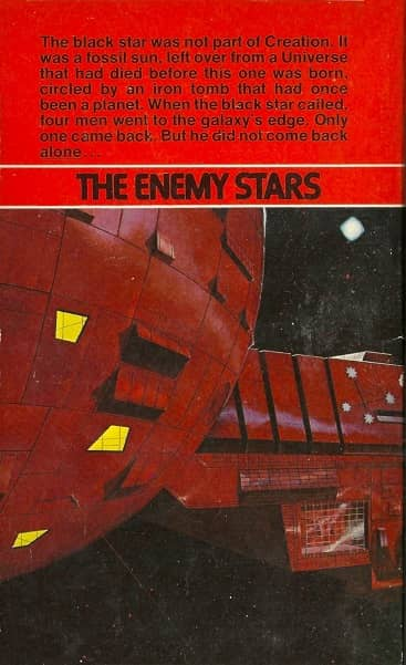 Poul Anderson The Enemy Stars-back-small