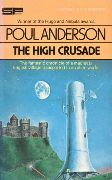 Poul Anderson The High Crusade-small
