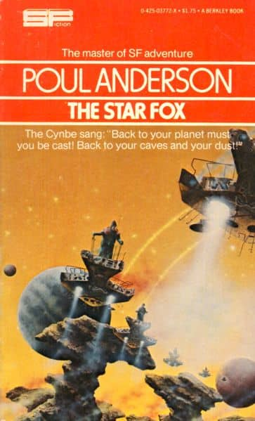 Poul Anderson The Star Fox-small
