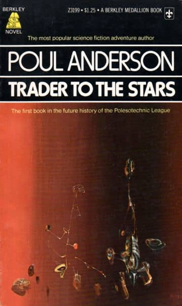Poul Anderson Trader to the Stars-small