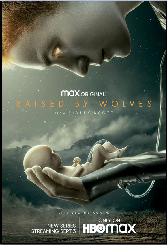 Raised by Wolves HBO poster-small
