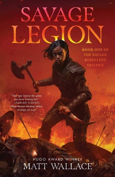 Savage Legion Matt Wallace-small