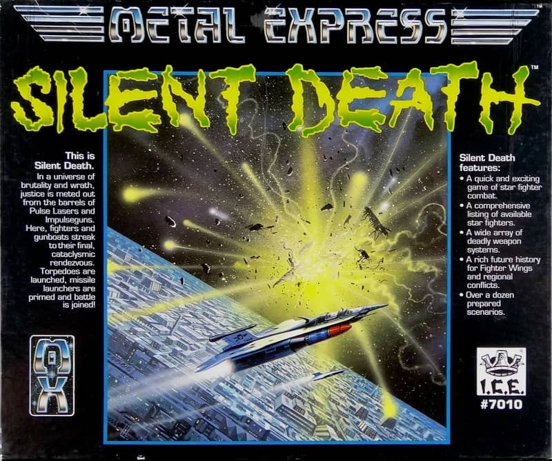 Silent Death - Metal Express-small