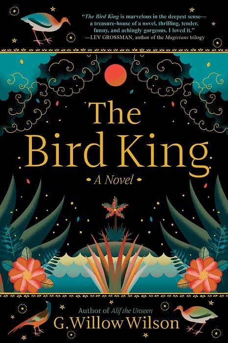 The Bird King Willow Wilson cover-small