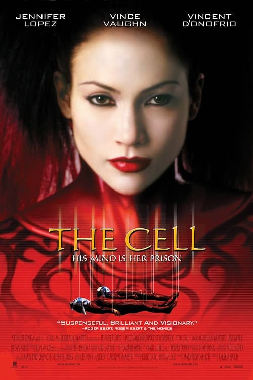 The Cell movie poster-small