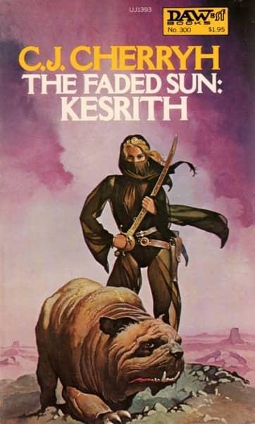 The Faded Sun Kesrith by C. J. Cherryh-small