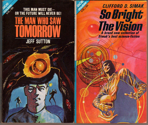 The Man Who Saw Tomorrow - So Bright the Vision