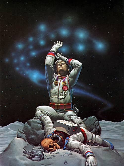 The Trouble with Tycho Michael Whelan-small