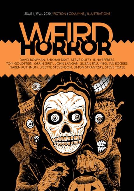 Weird Horror Issue 1-small