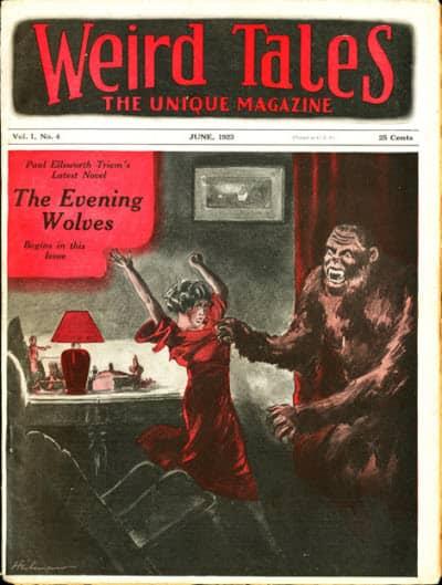 Weird Tales June 1923