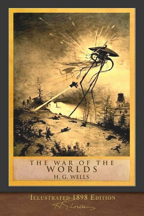 (2) The War of the Worlds 1898 Edition-small