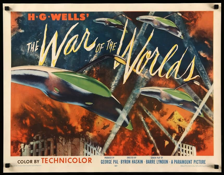 (4) 1953 Movie Poster-small