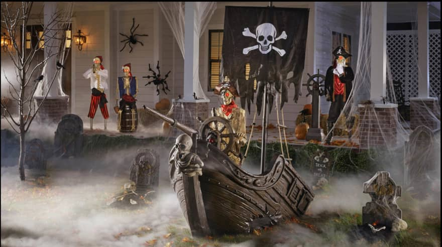 A pirate's life for you if you hit up Home Depot