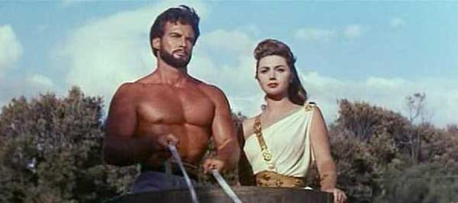 Hercules 1958 cast