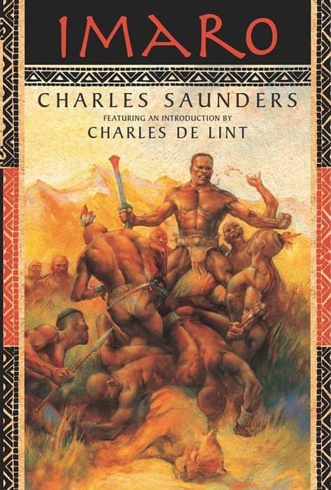 Imaro Charles Saunders-small