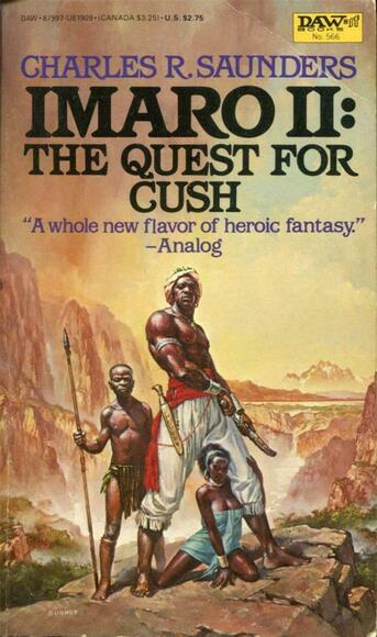 Imaro the Quest for Cush-small