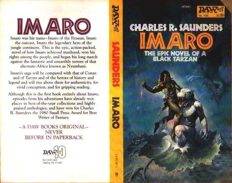 Imaro-wraparound