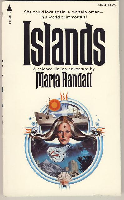 Islands Marta Randall Vincent di Fate