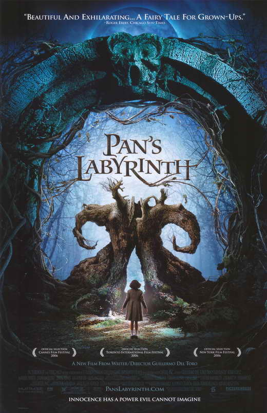 Pan's Laybrinth poster-small