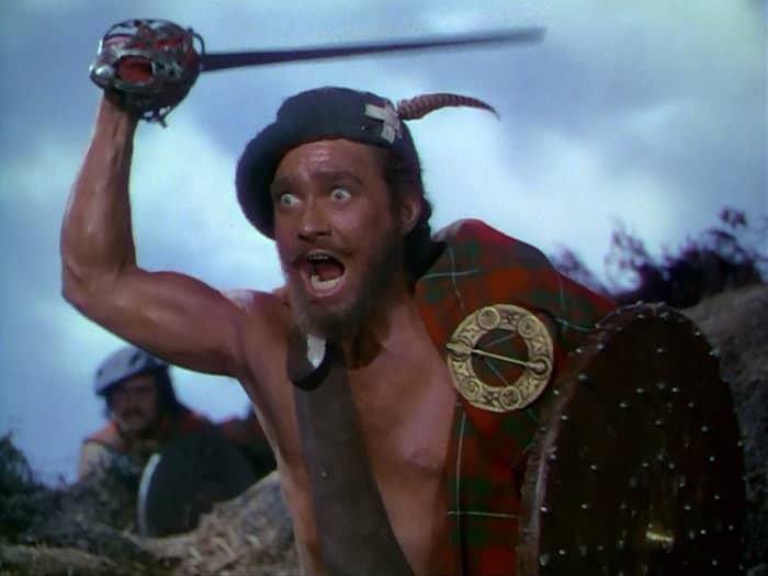 Rob Roy, The Highland Rogue-small