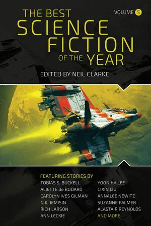 The Best Science Fiction of the Year- Volume Five-small
