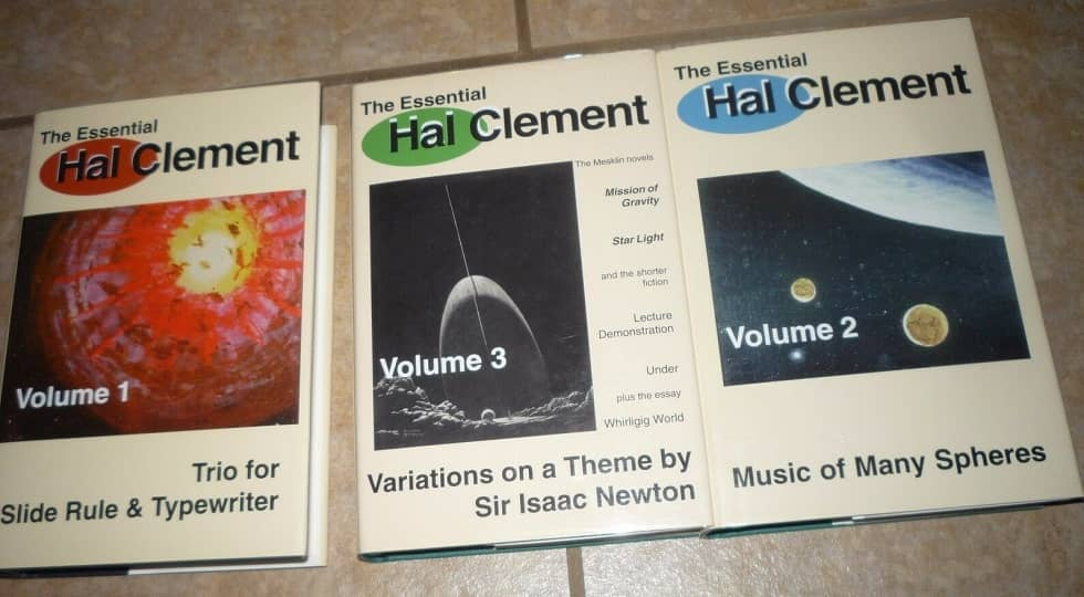 The Essential Hal Clement-small
