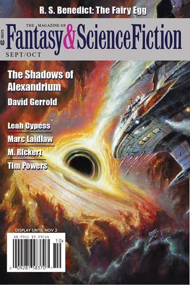 The Magazone of Fantasy and Science Fiction September October 2020-small